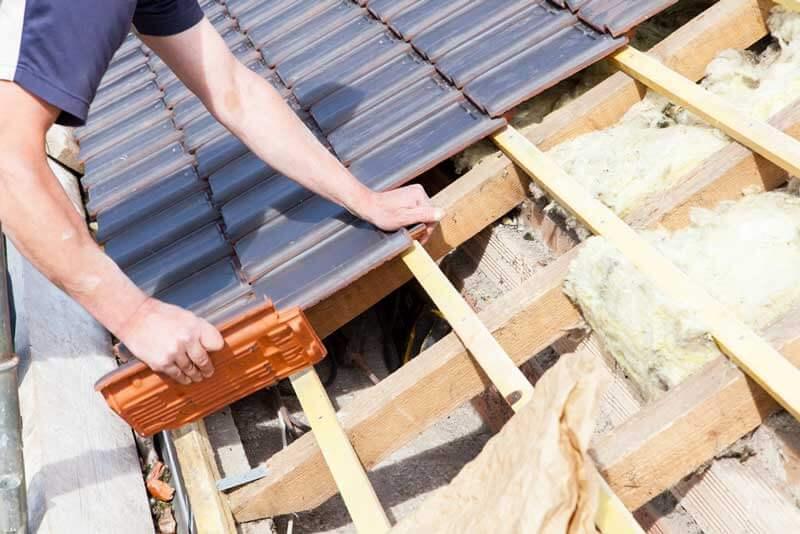 Dakisolatie aanbrengen bij nieuw dak aanleggen